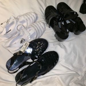 Shoes - JELLY Sandals!!!!!